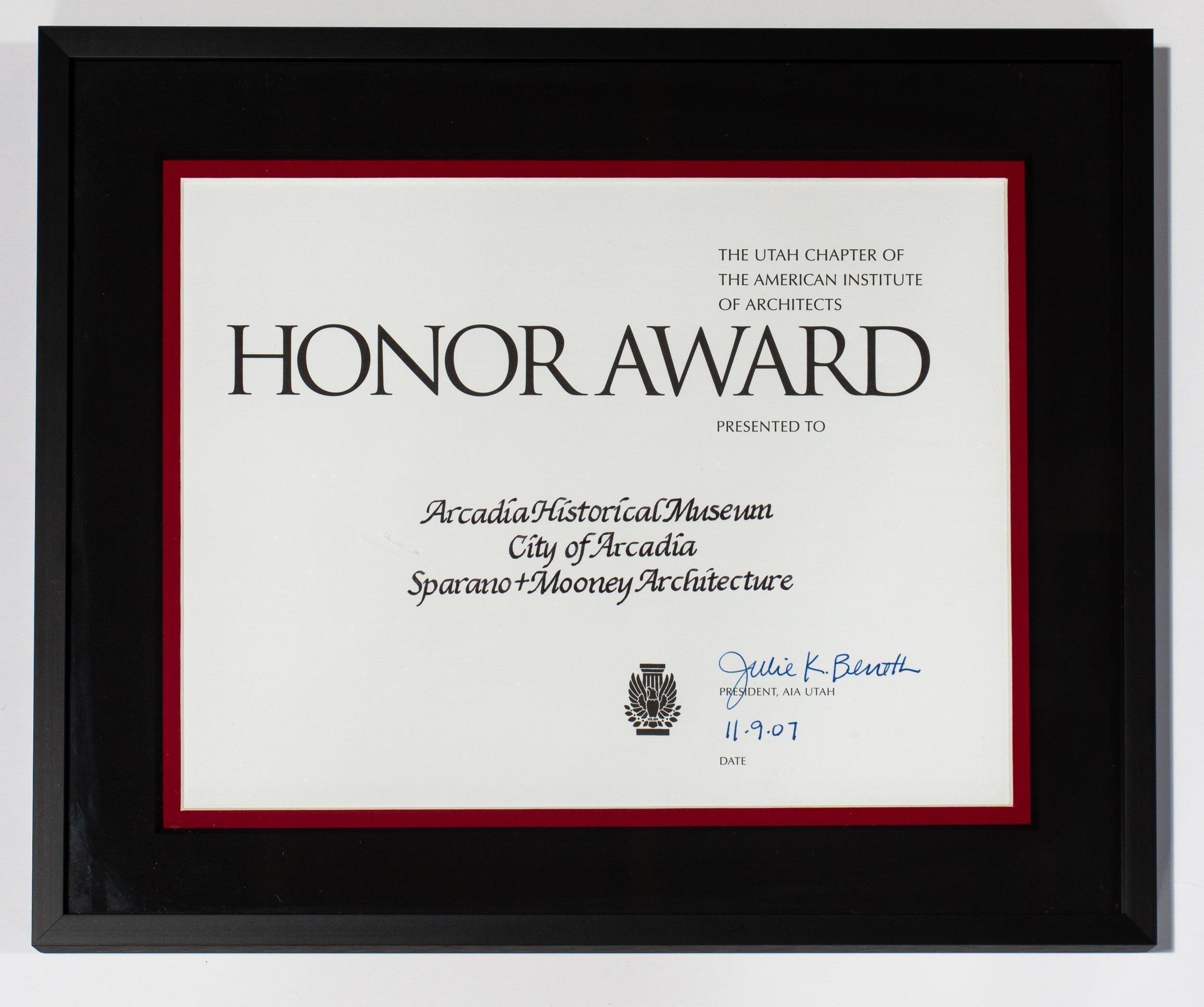 SparanoMooneyArchitecture_Award(09)