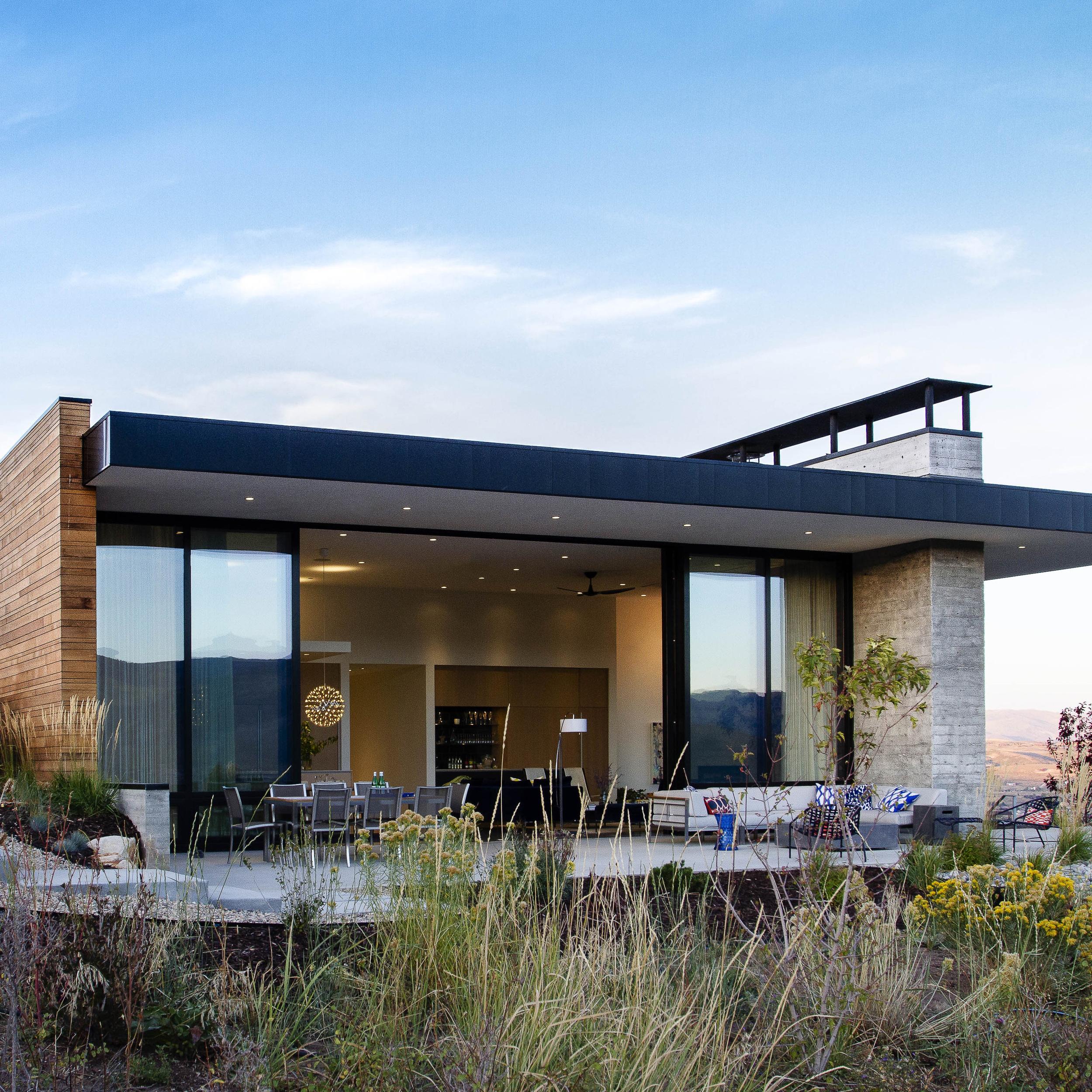 Park City Modern Residence