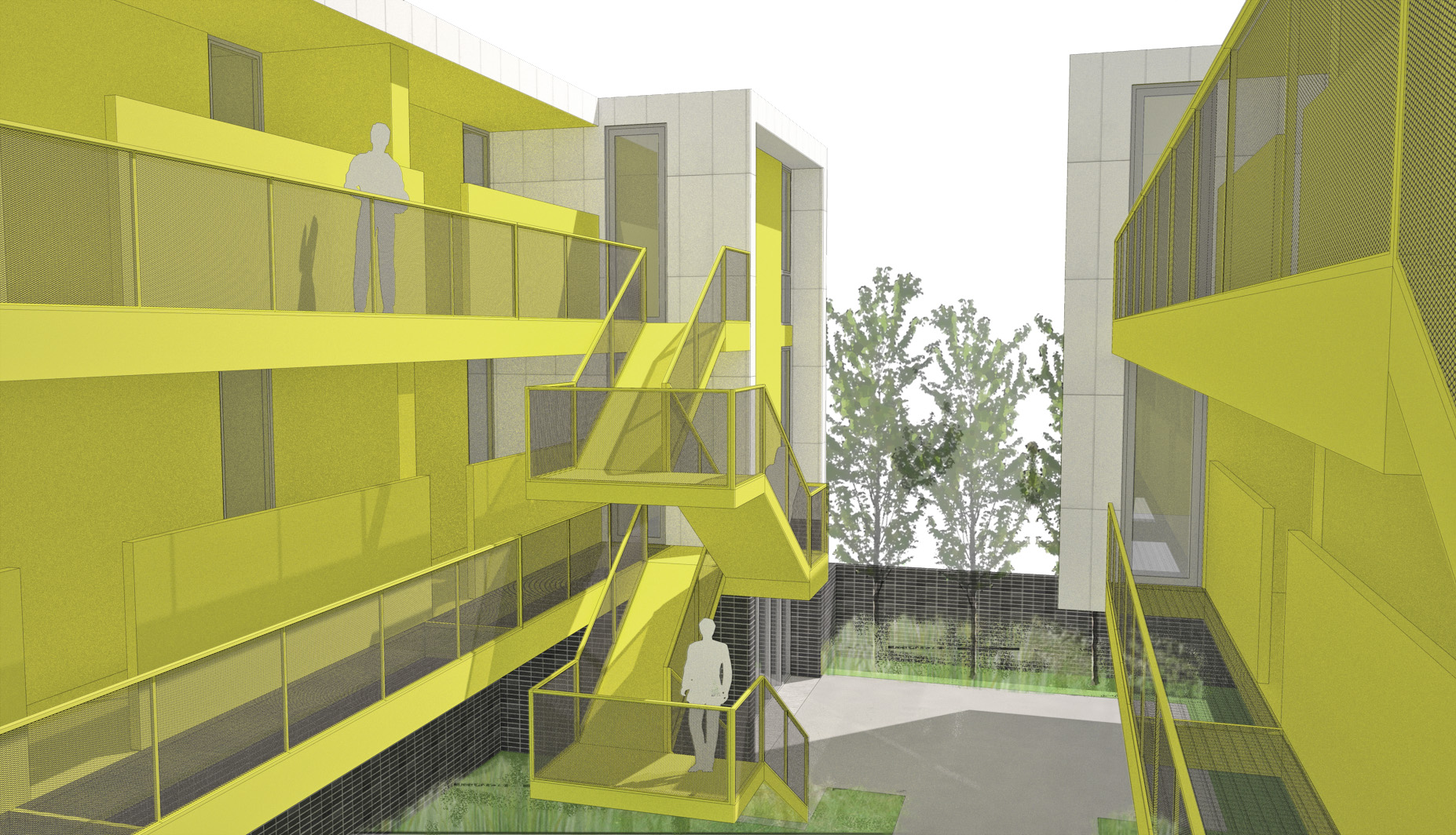 Sparano Mooney Architecture_Central Ninth Mixed Use Developement_Courtyard Interior Final.jpg