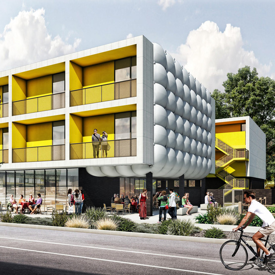 Central Ninth Mixed Use Development
