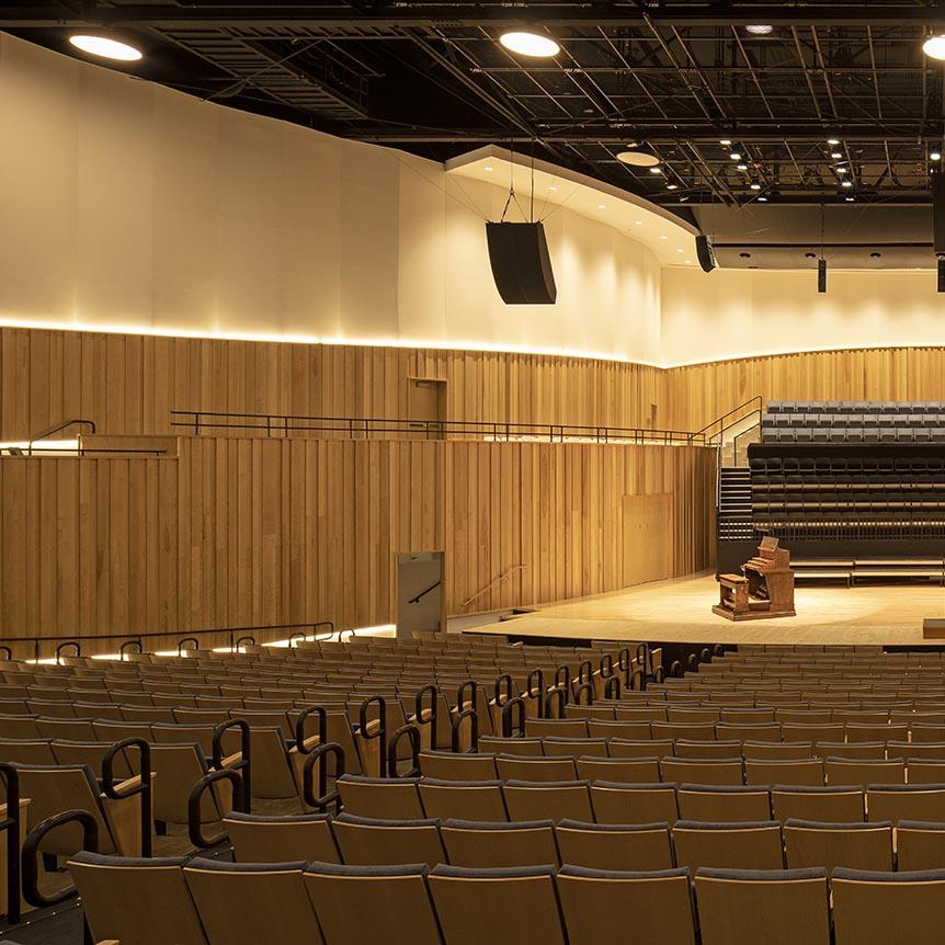 Daines Concert Hall