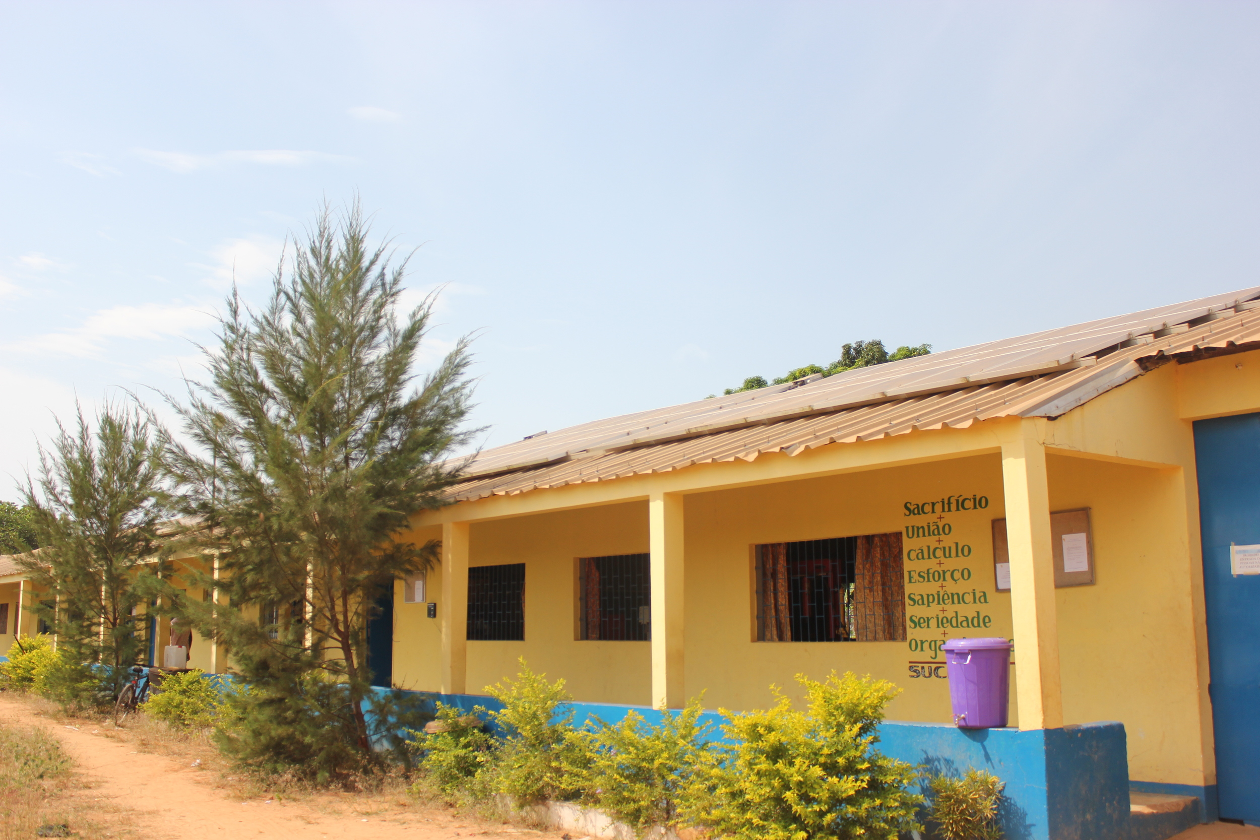 West African Vocational Schools Canchungo Campus