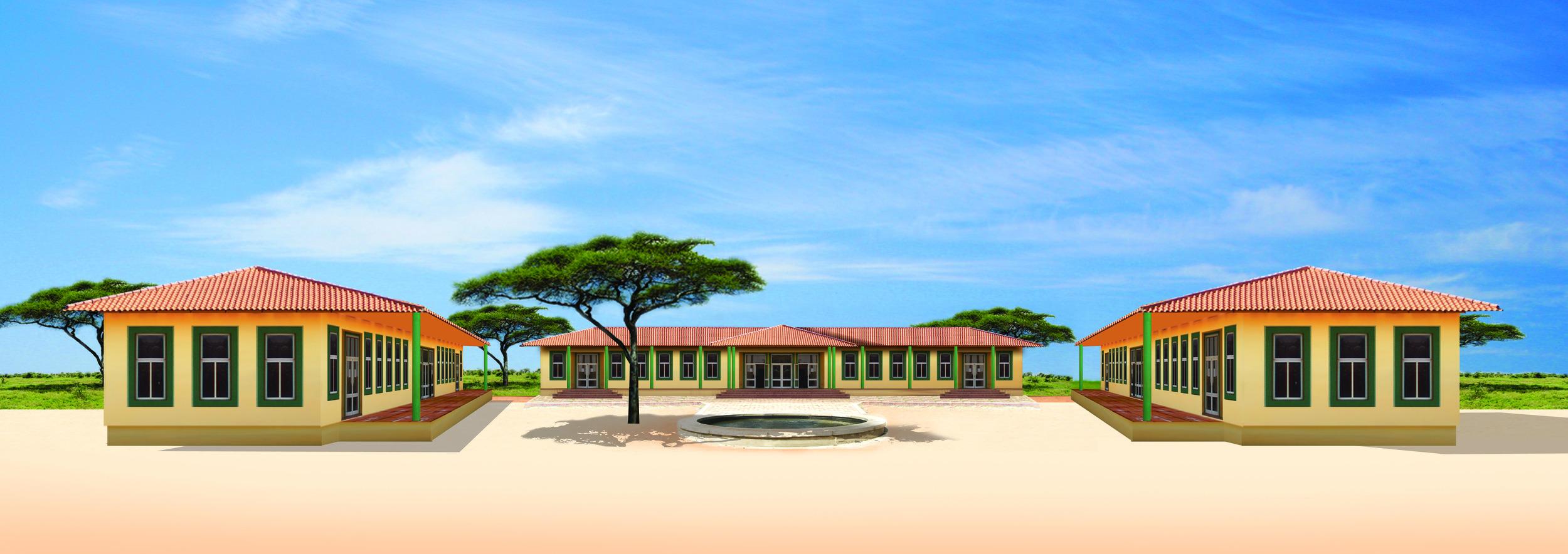 WAVS School Bissau Campus