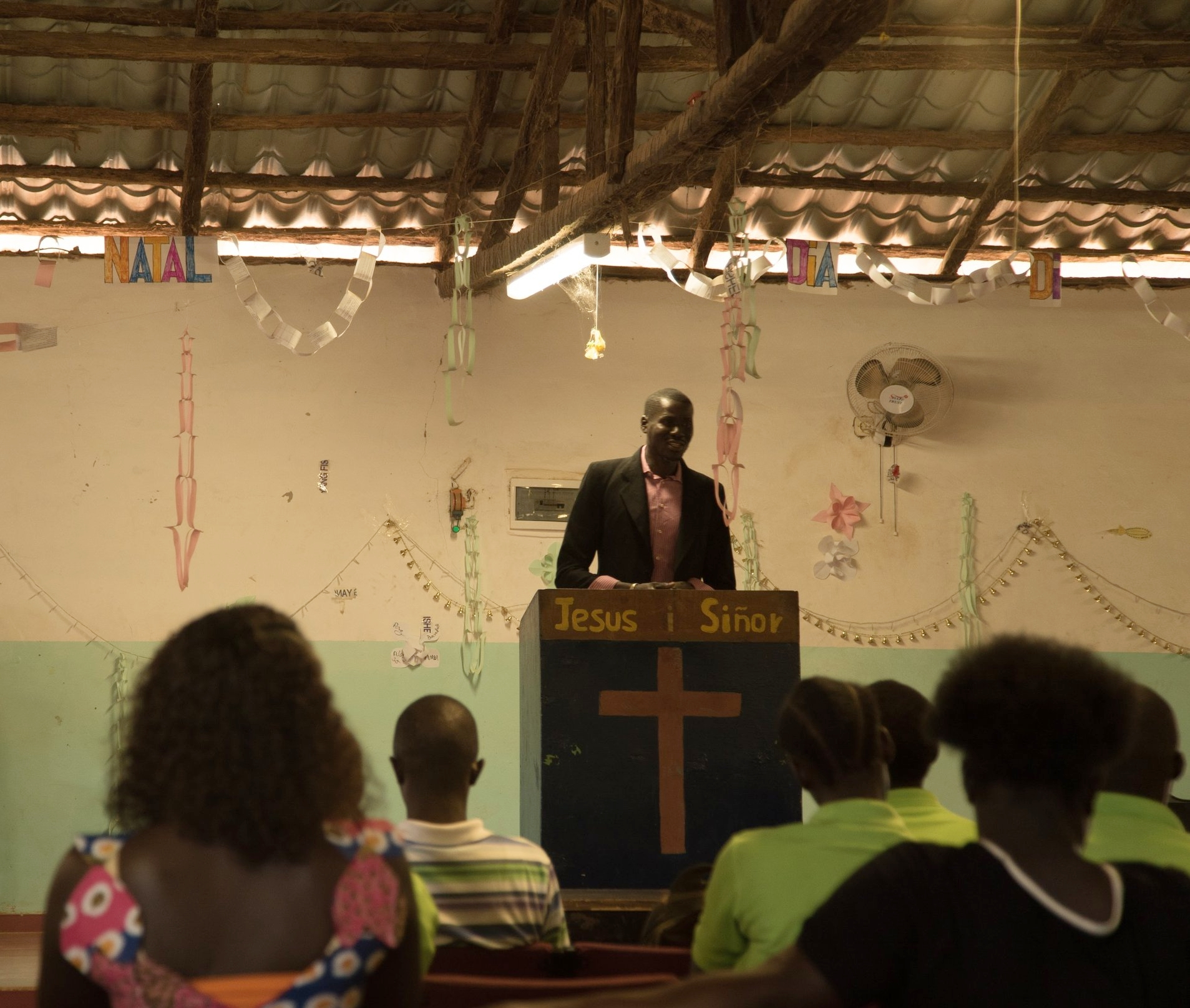 Christians in Guinea-Bissau are the minority, but local churches in West Africa are committed to spreading the Gospel to people