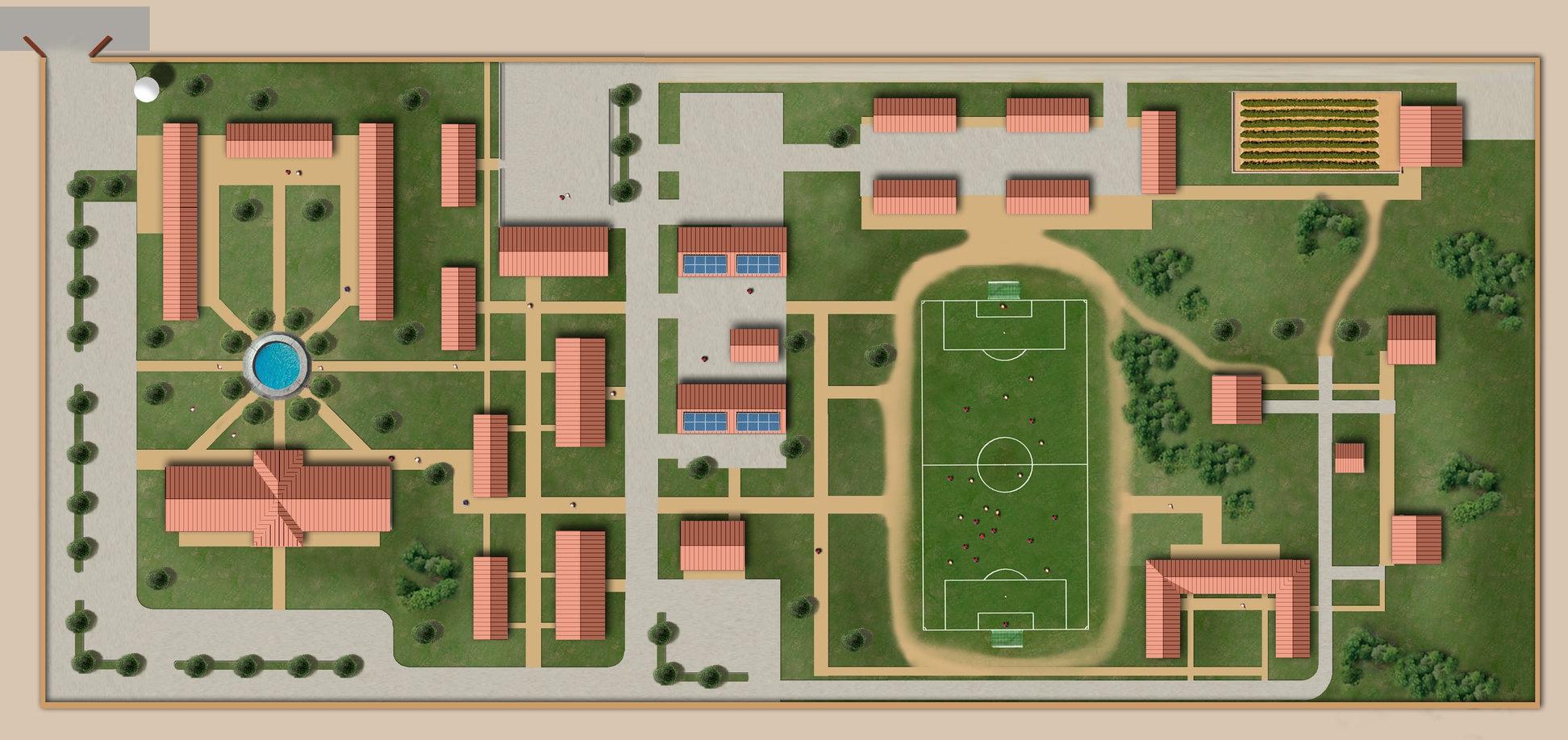 West African Vocational Schools Antula Campus