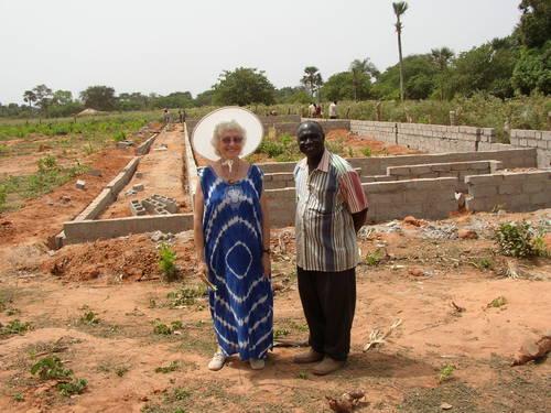 West African Vocational Schools founder Martha Reynolds