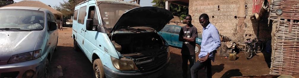 Bruno Auto Mechanics Shot