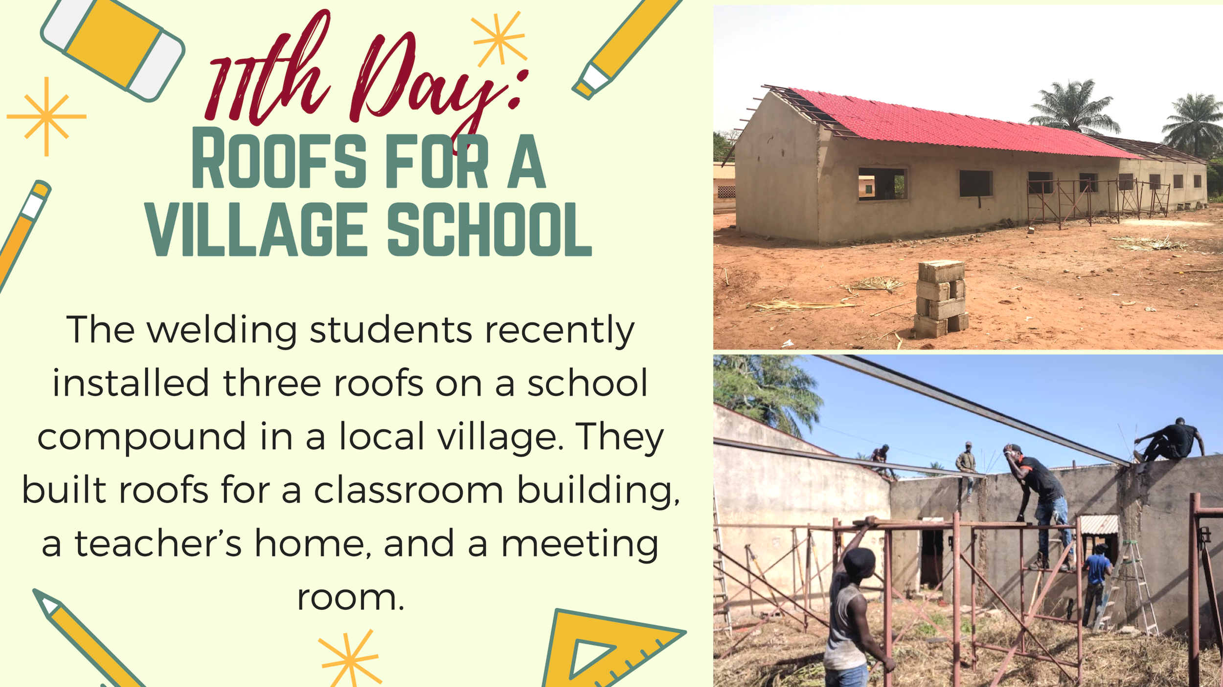 11th day roofs for a village school.png