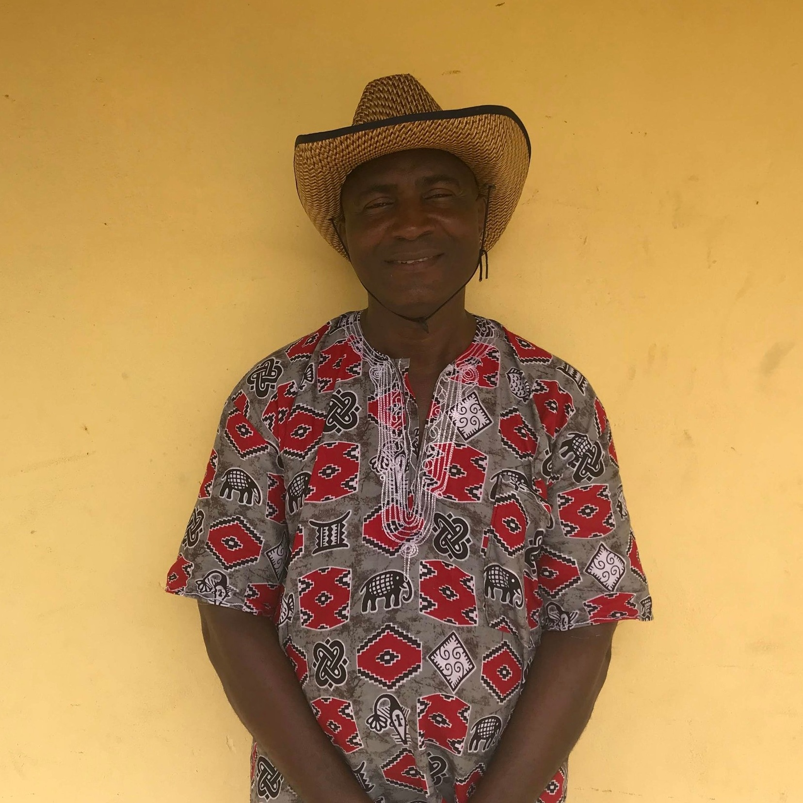 Moise Togba Delamou    Language Department Head