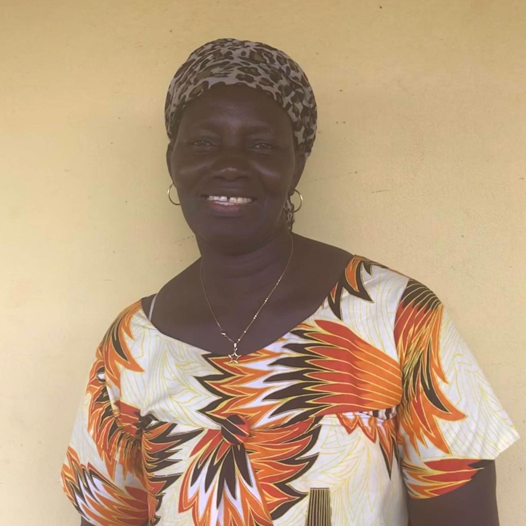 Rosa Ntchude: School Janitor