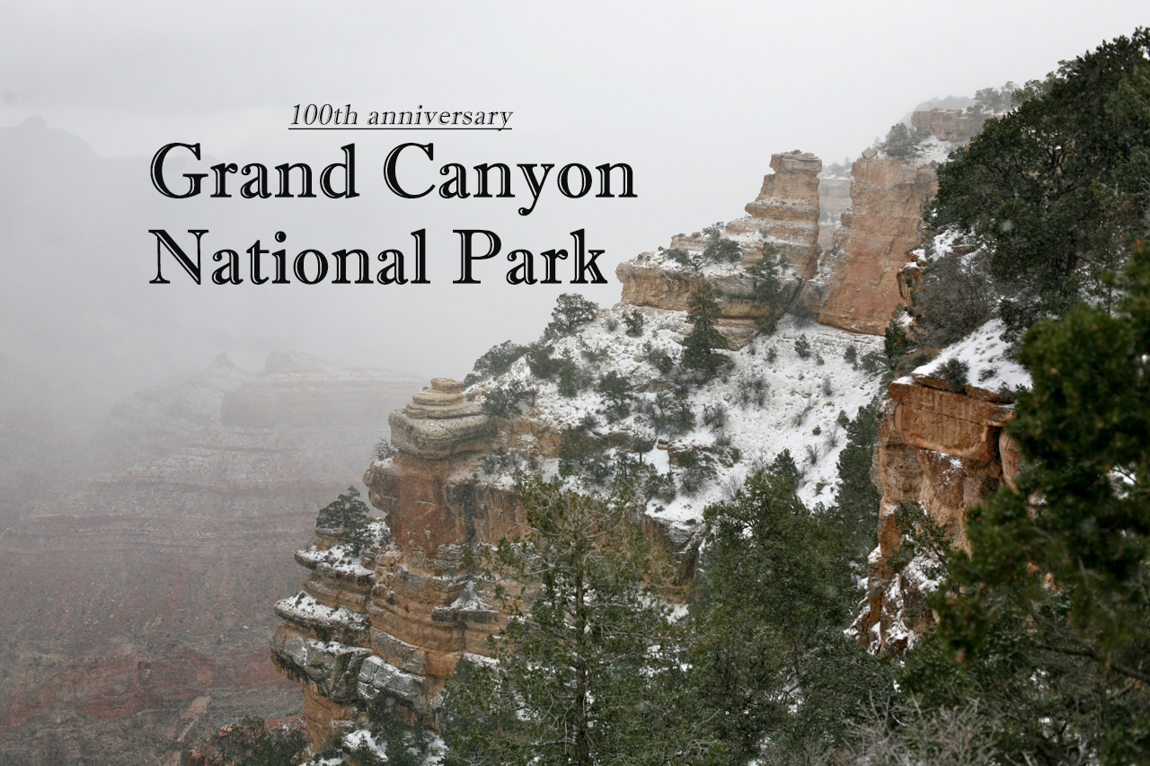 Grand Canyon National Park: 100 Years