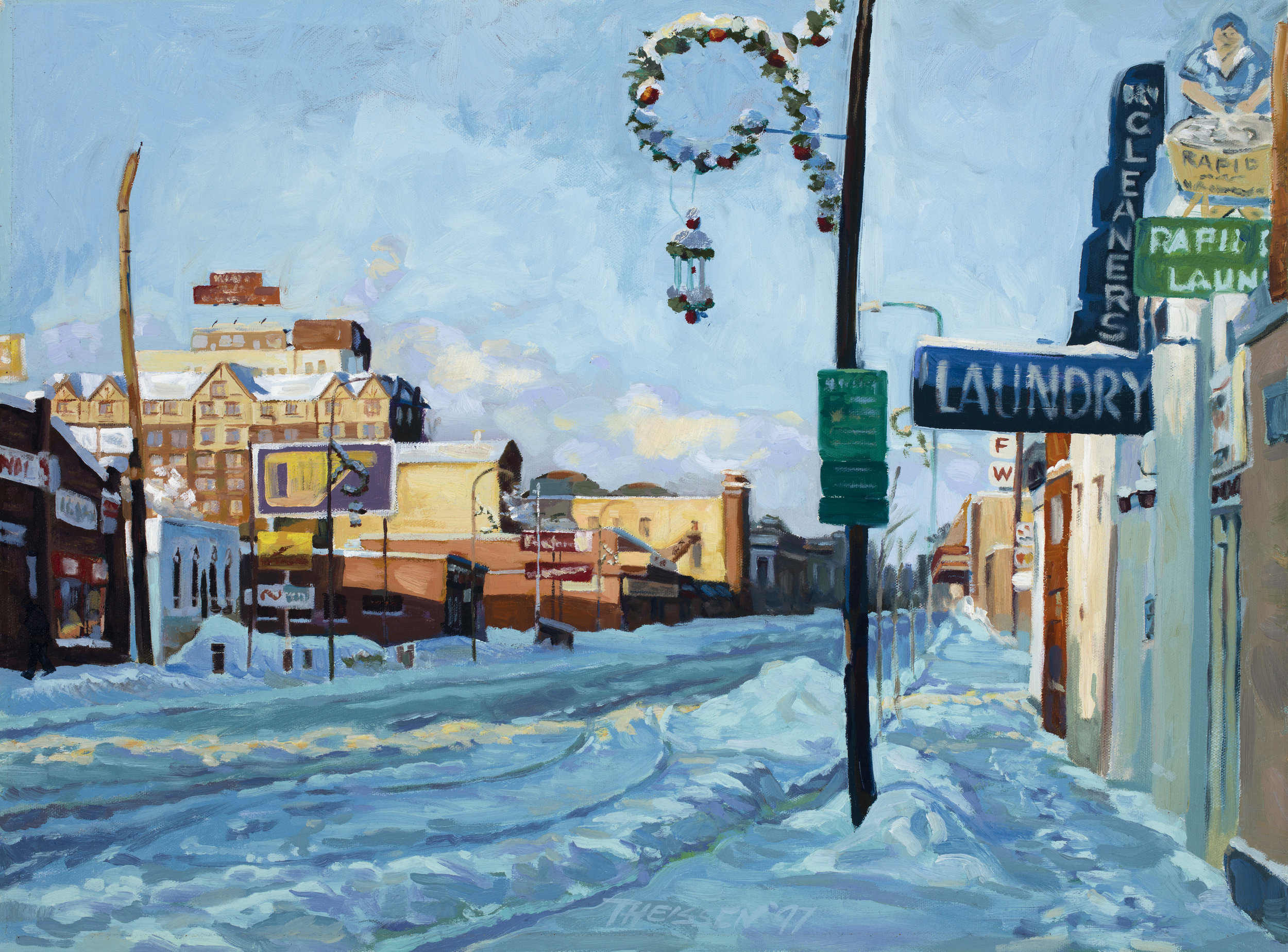January Mainstreet