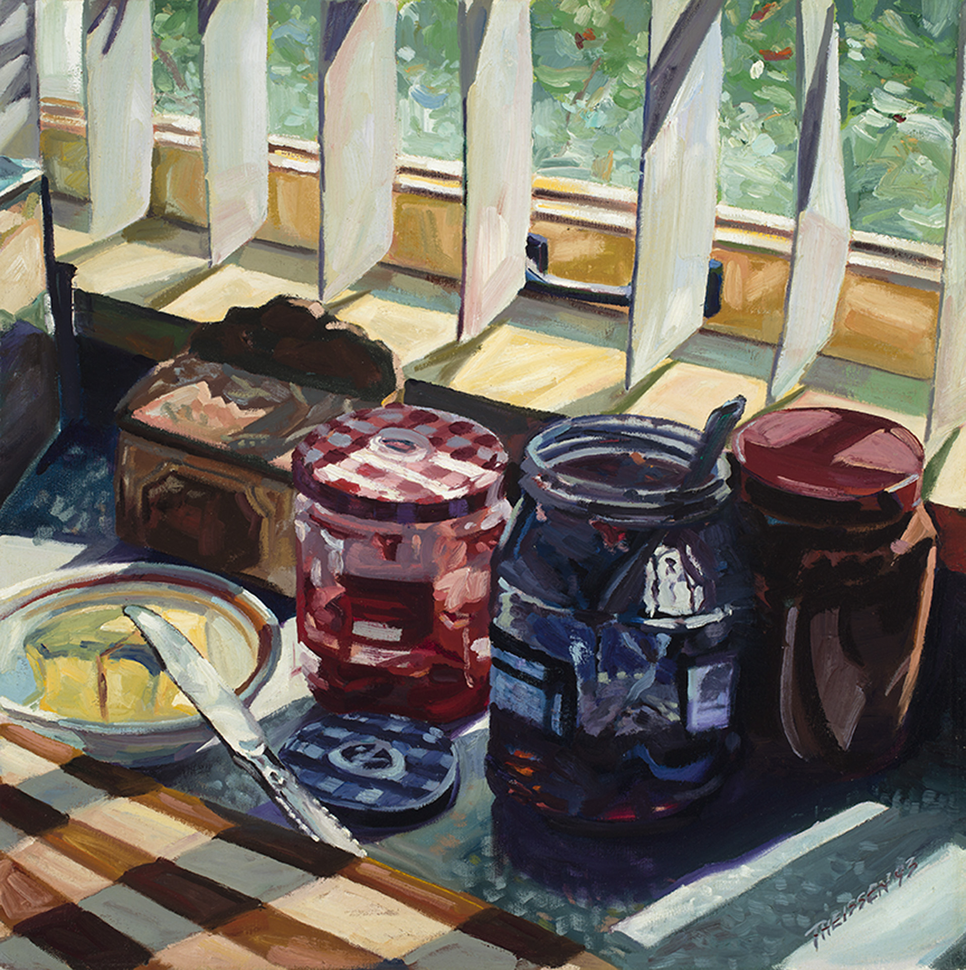 Morning Still Life I
