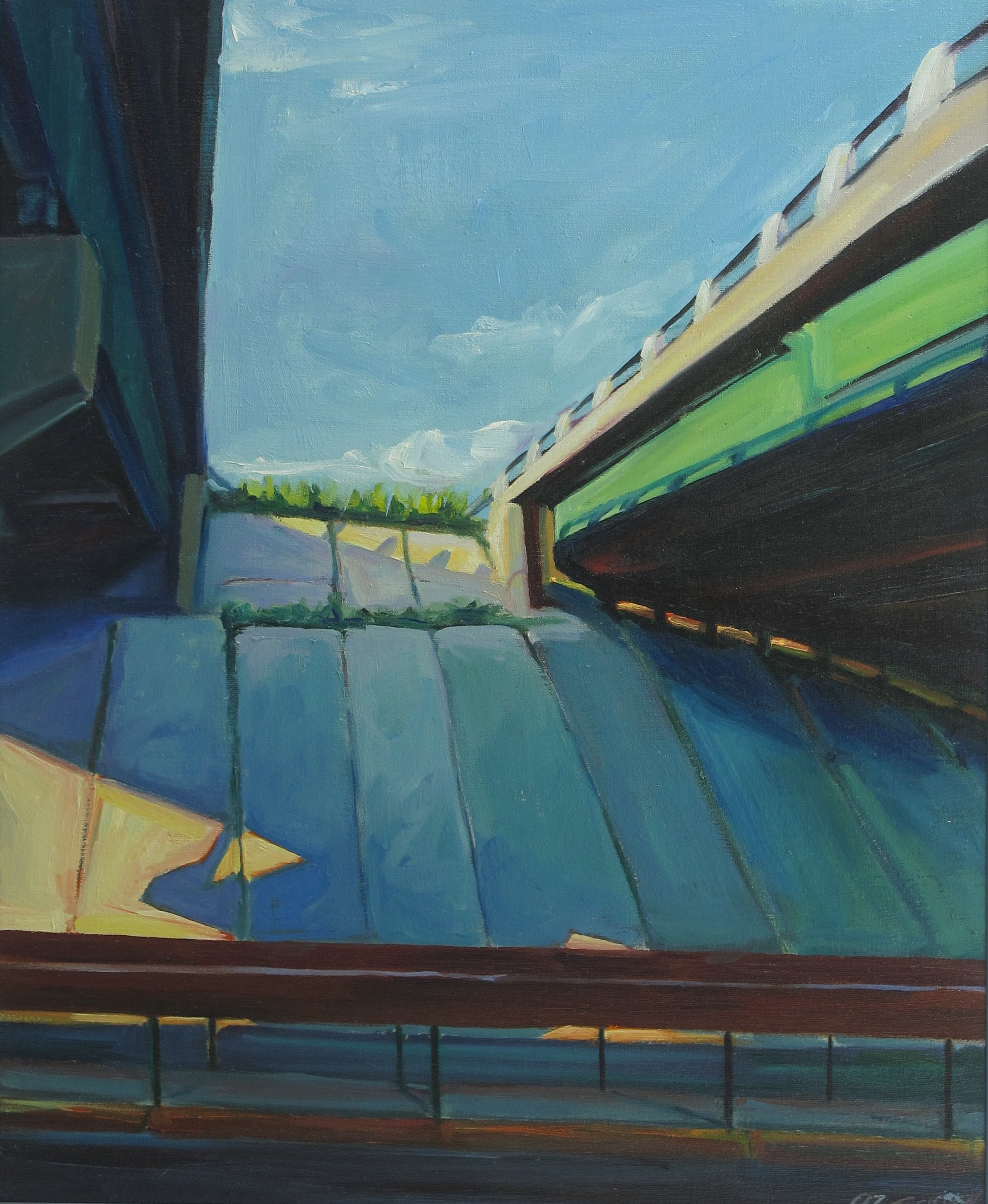June Overpass