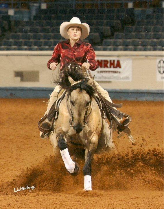 Penni Gerardi ~ Reining Horses