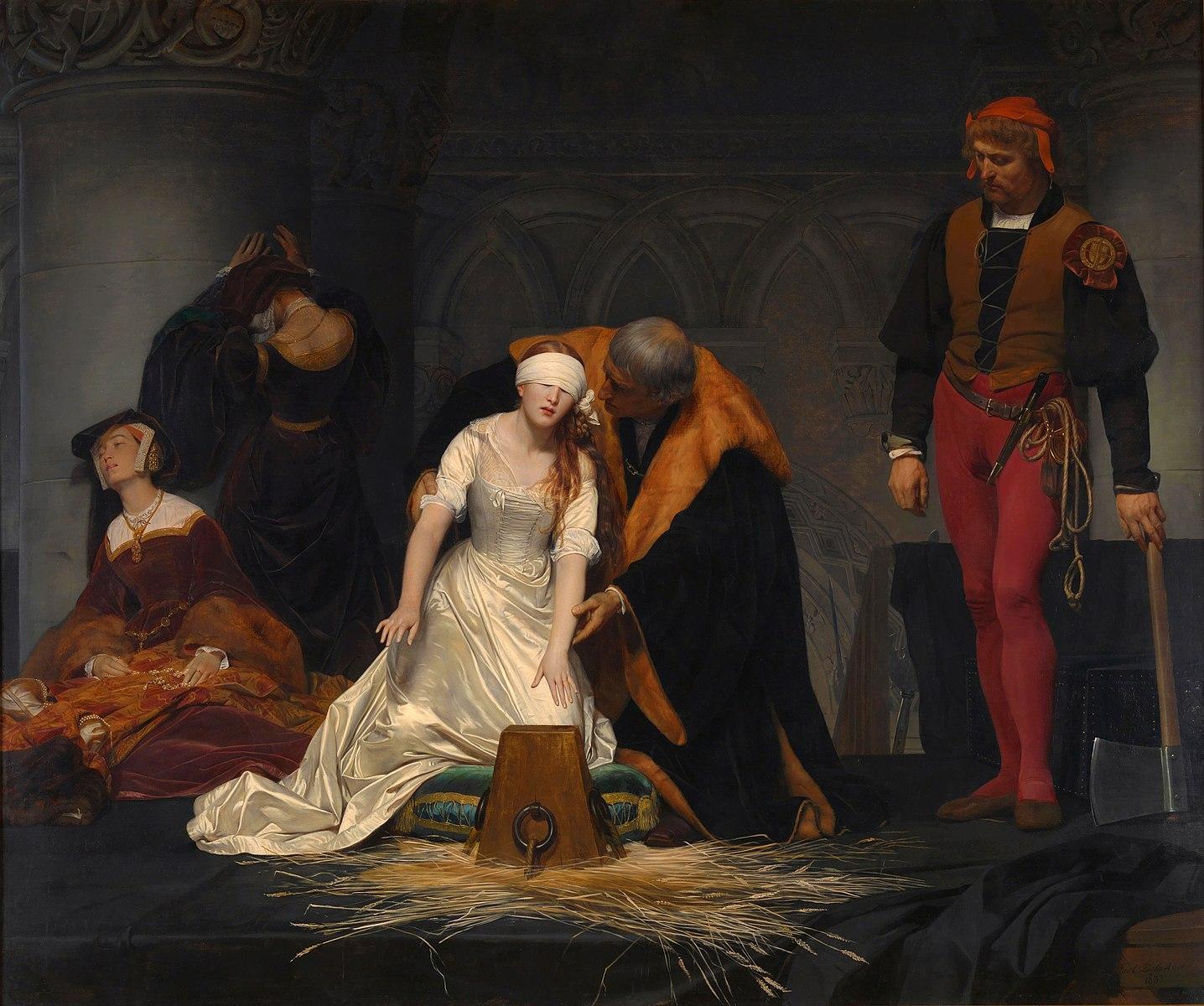 1436px-PAUL_DELAROCHE_-_Ejecución_de_Lady_Jane_Grey_(National_Gallery_de_Londres,_1834).jpg