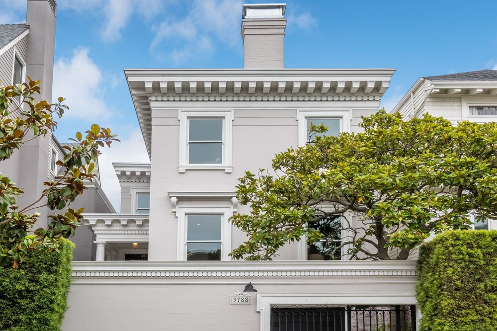 $6,175,000 - SELLER3788 Clay Street San Francisco