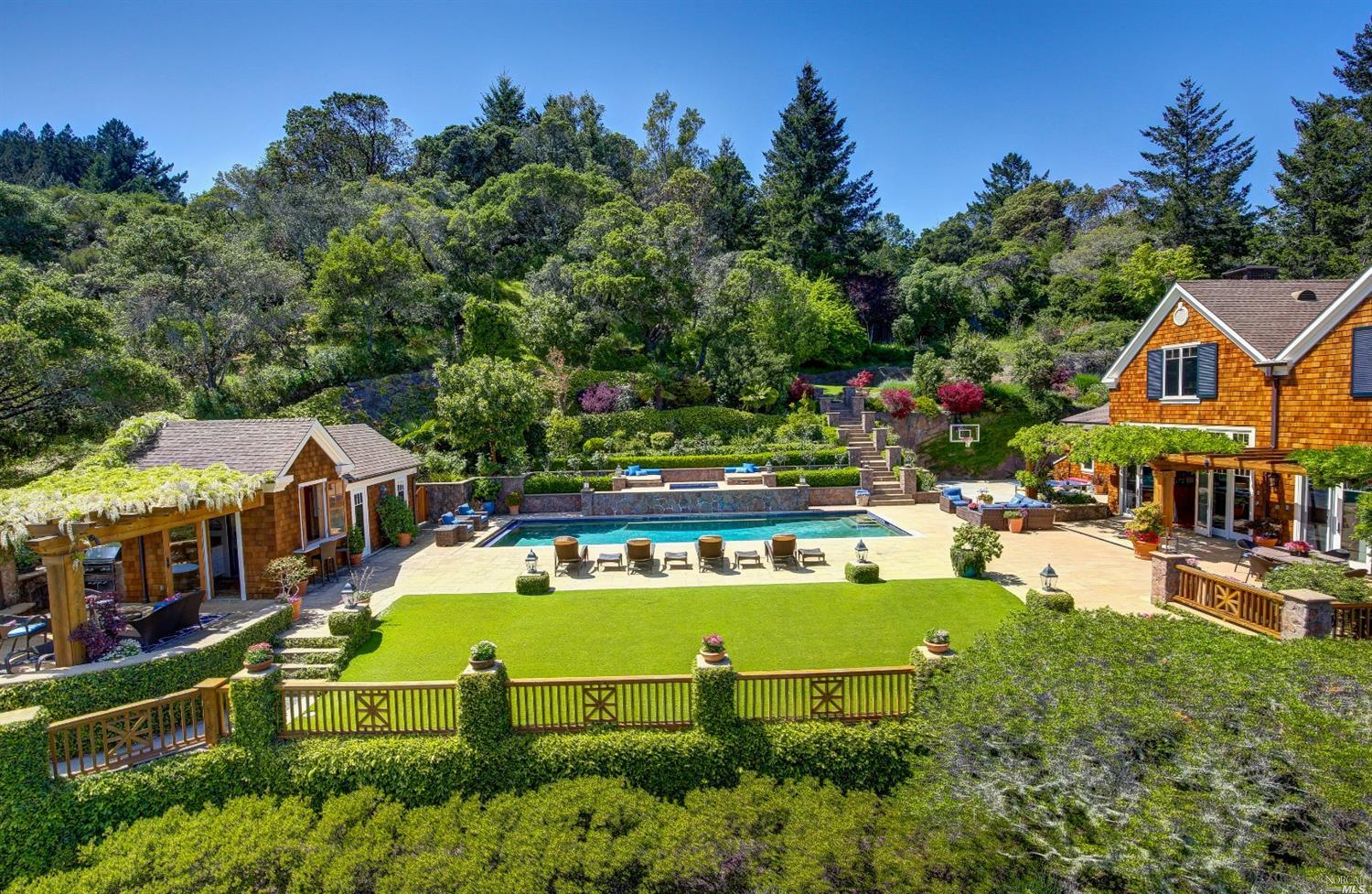 $10,500,000 - BUYER 351 Evergreen Drive, Kentfield