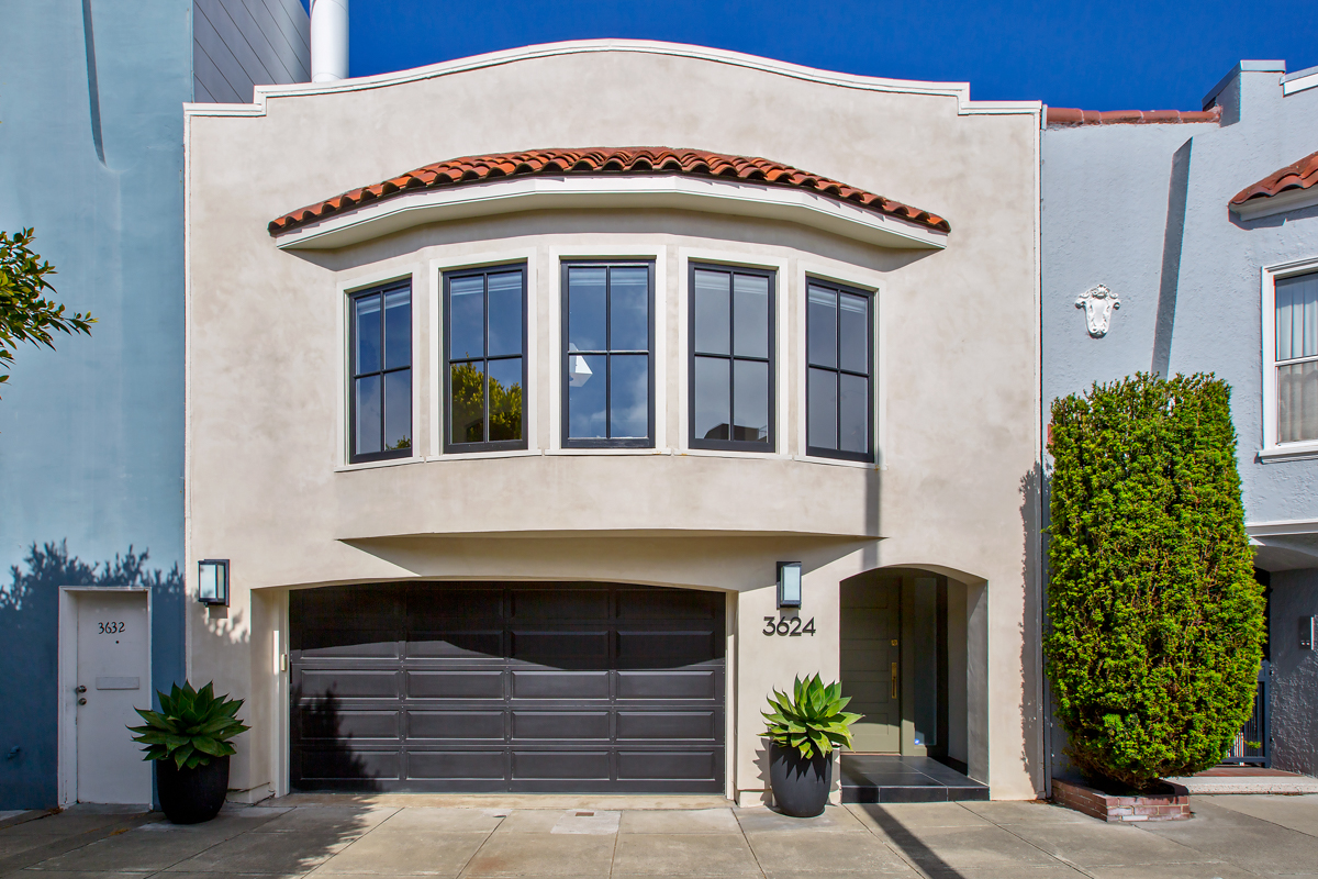 $3,360,000 - Seller3624 Scott Street, San Francisco
