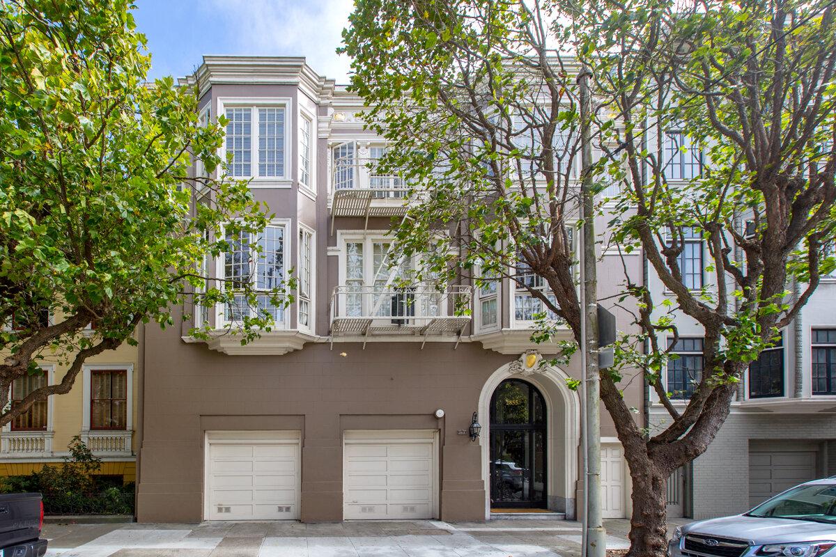 $2,725,000 - Seller2855 Jackson Street #102, San Francisco