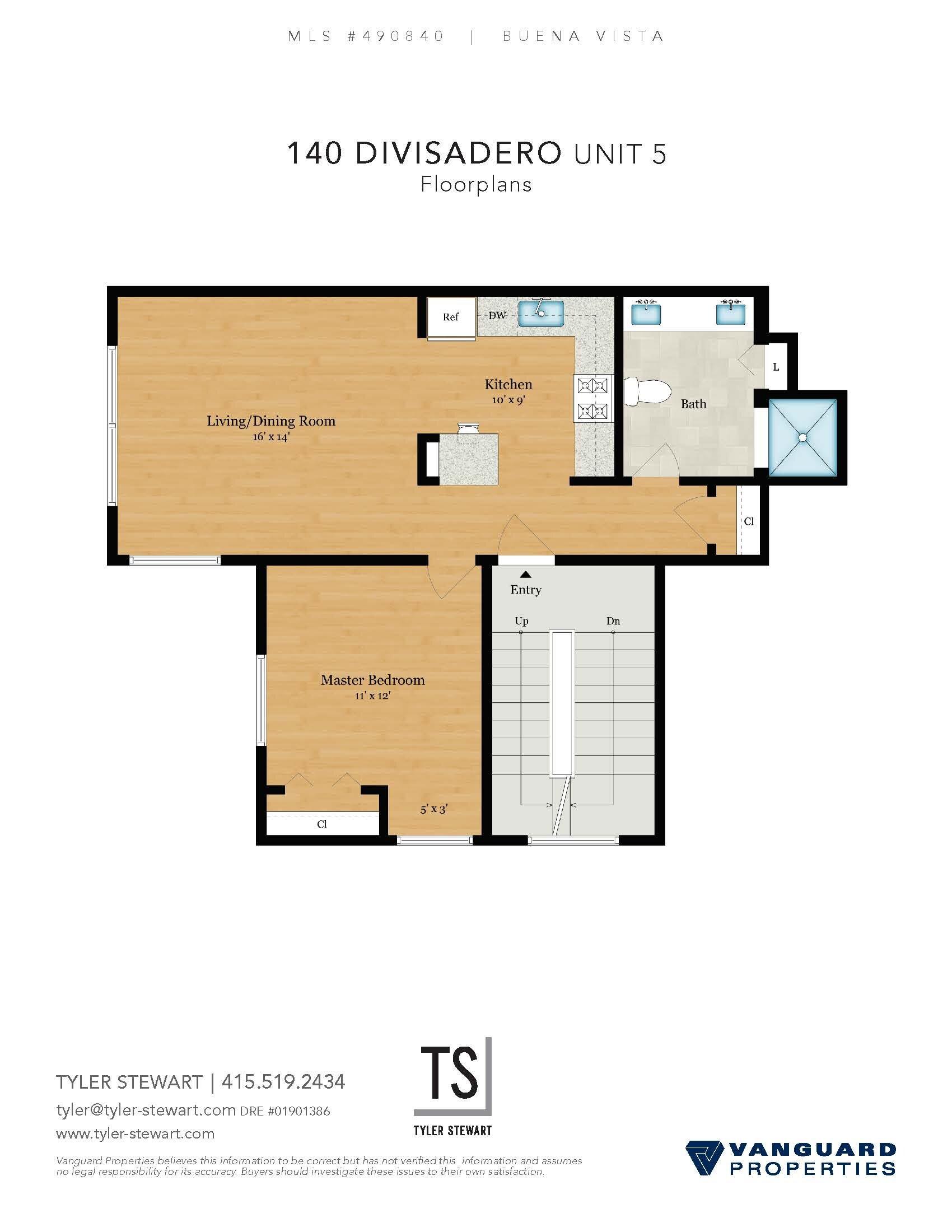 Floor Plans - 140 Divisadero.jpg