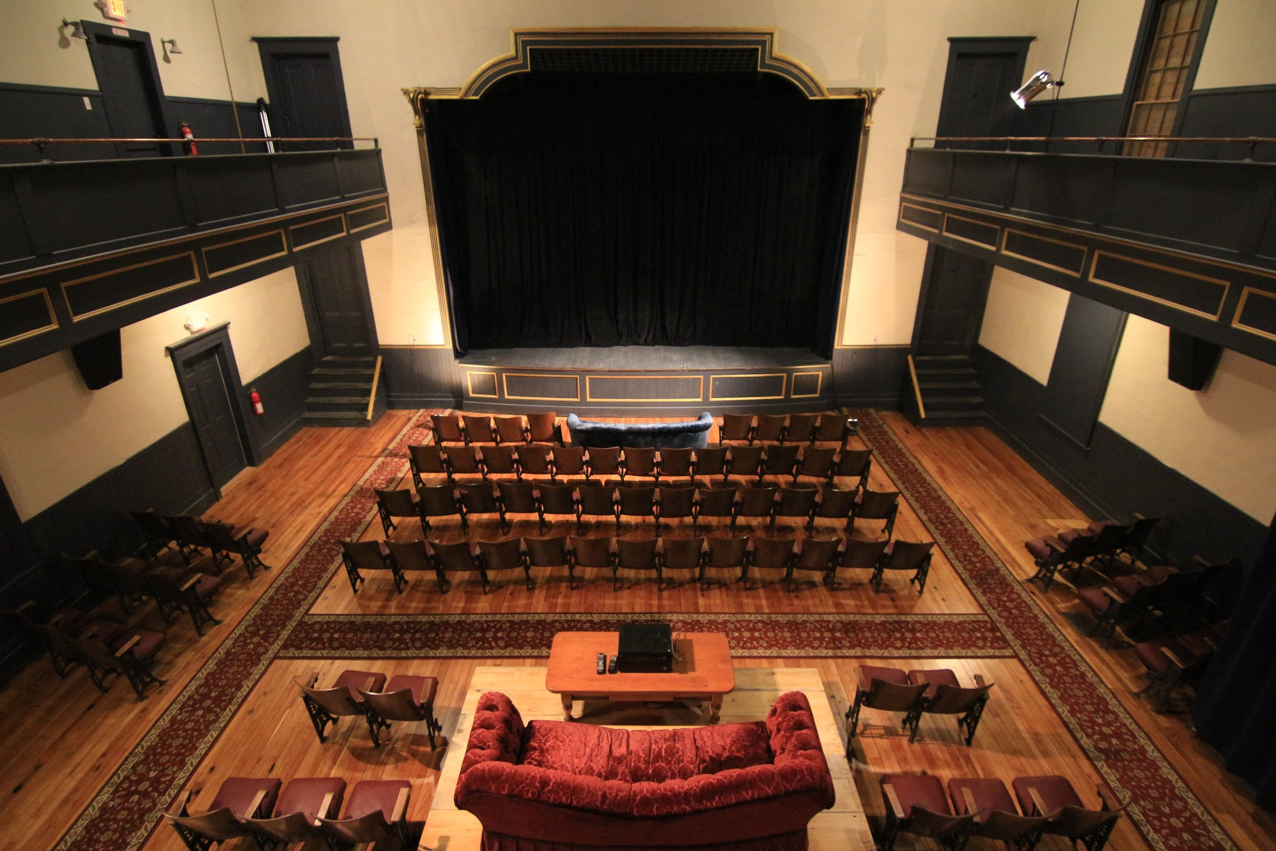 Kezar Falls Theater