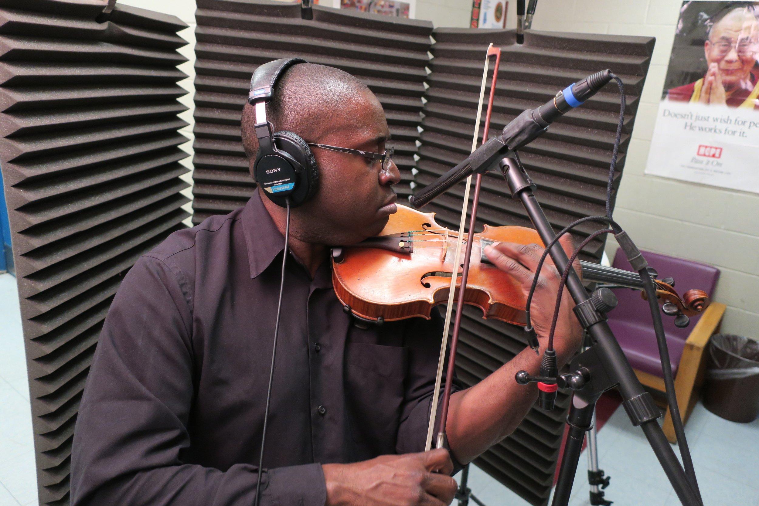 """David France scoring """"Playing For Change"""""""