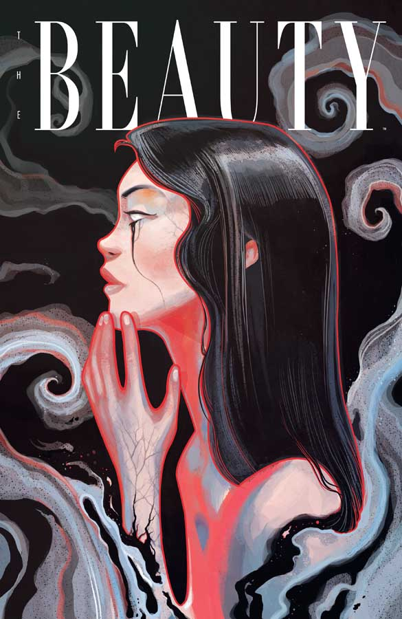 "Variant Cover for Issue #11 of ""The Beauty"", Image Comics"