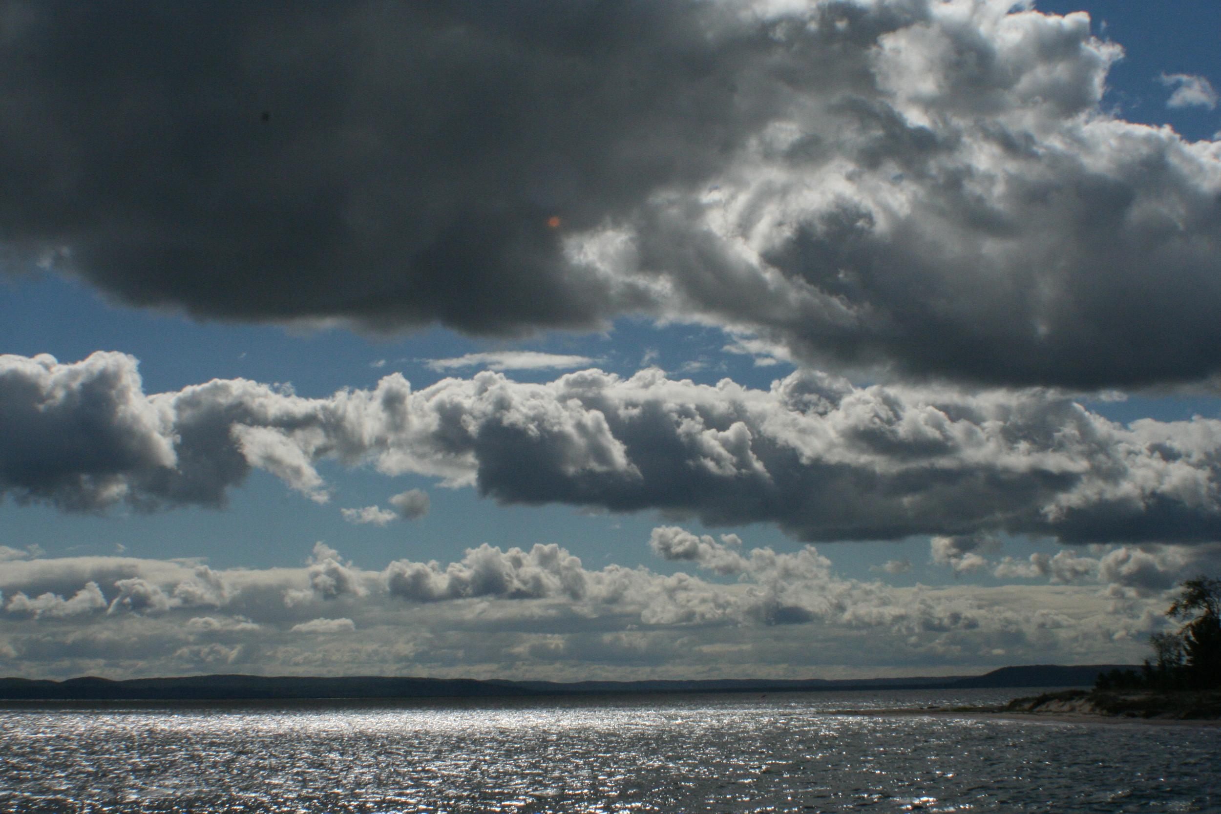 Northern Michigan Clouds