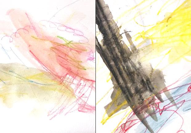 Final toddler sketches
