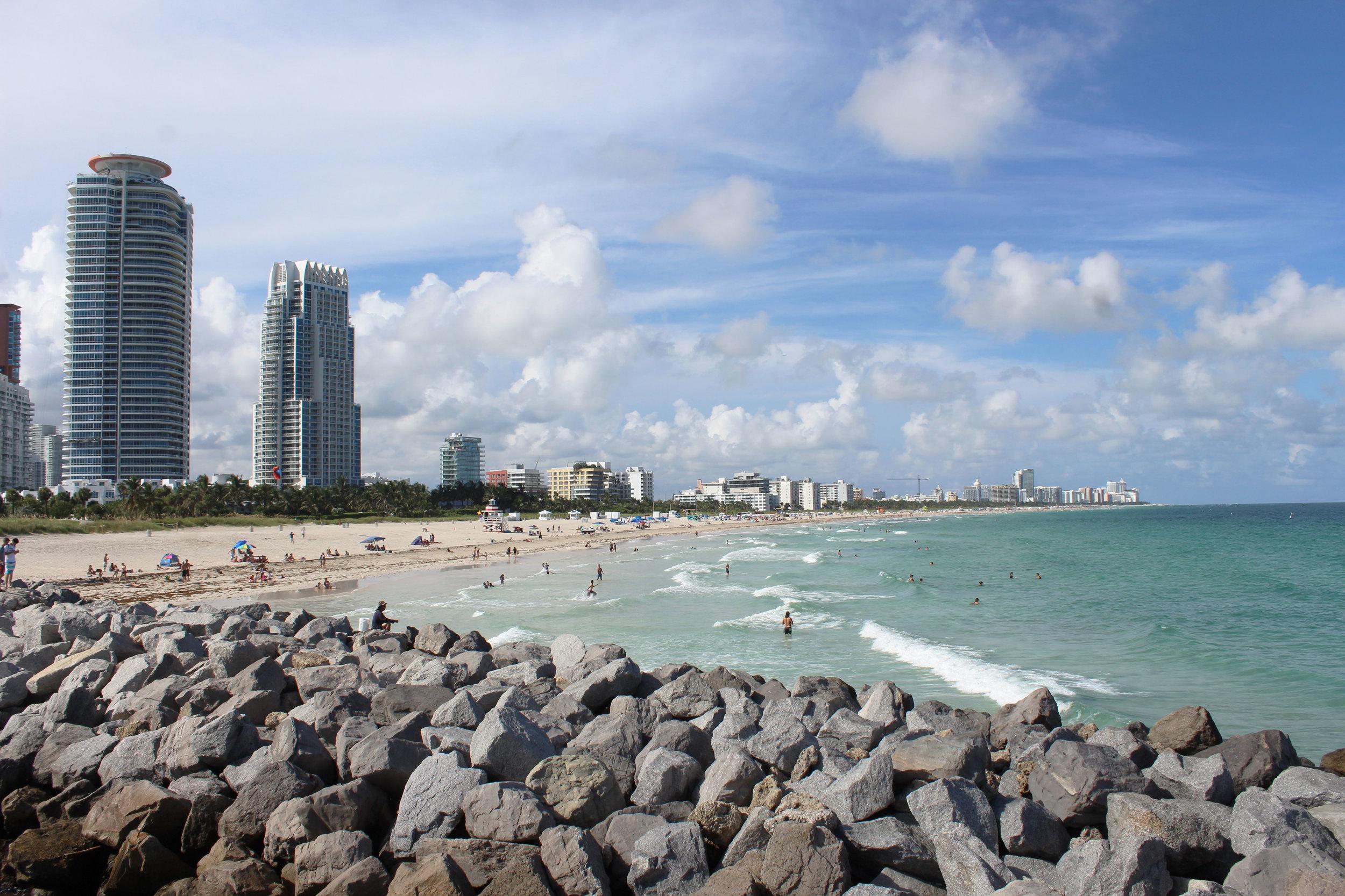 On Leaving Miami - EH Sherman