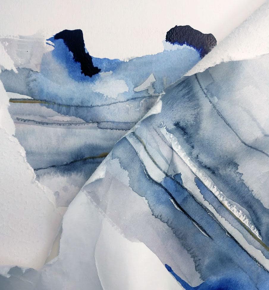 EH Sherman Abstract Art