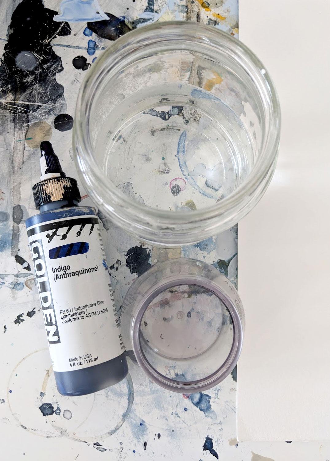 EH Sherman Thinning Acrylics