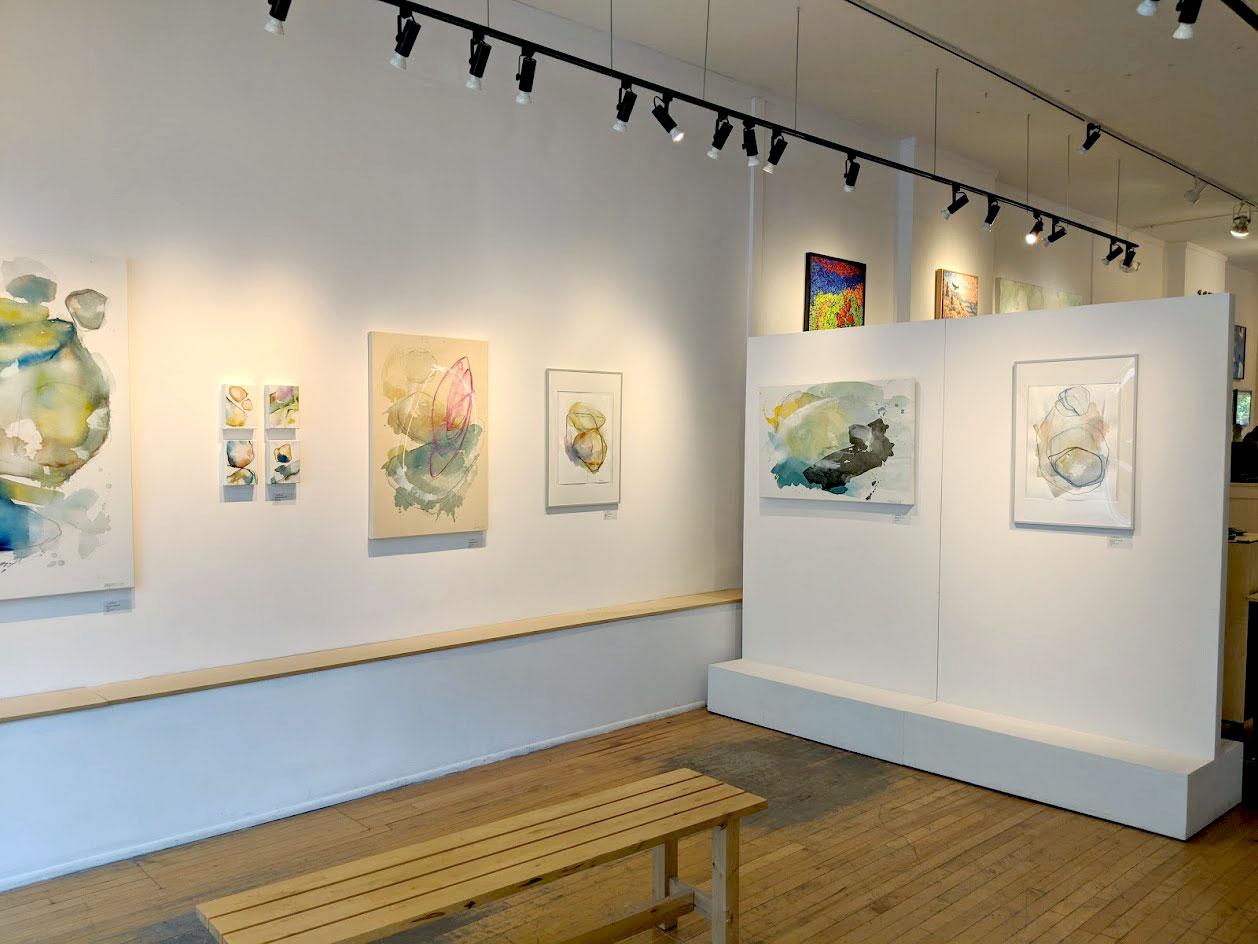 EH Sherman Art at the Ann Arbor Art Center