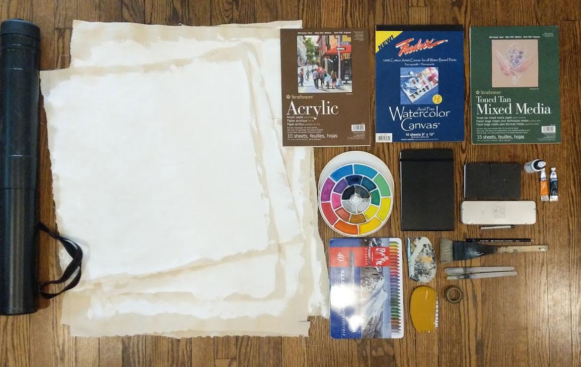 Supplies for Hawaii