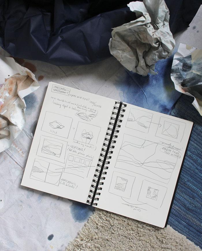 EH Sherman BlurbBook Sketch