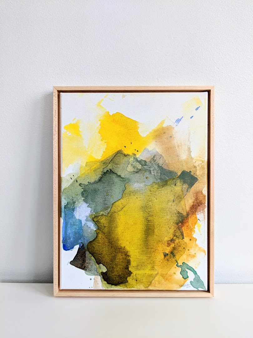 EH Sherman Art - Colors of Colorado Painting 1