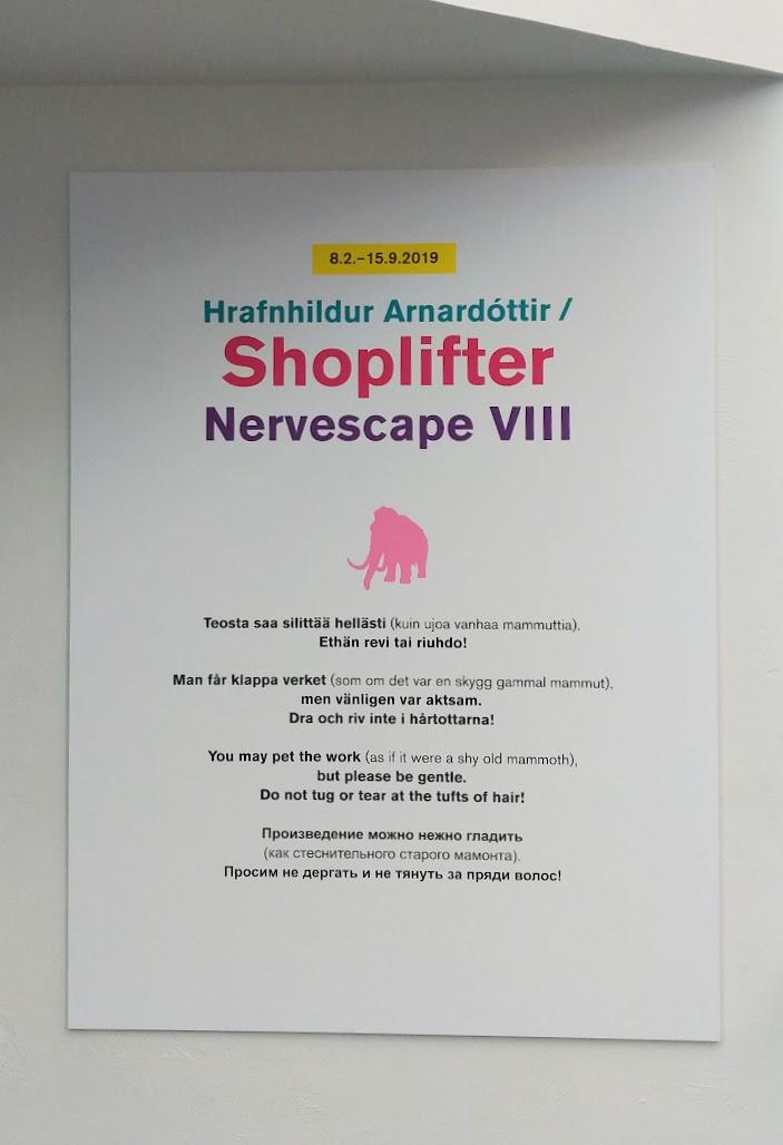 Kiasma - Shoplifter