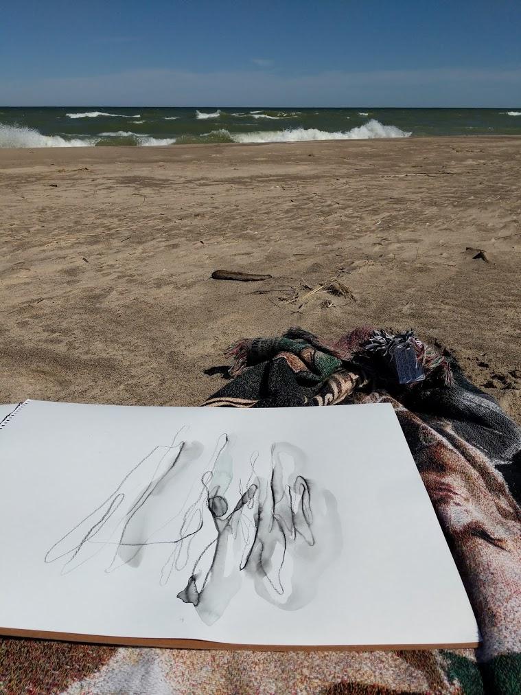 Wave contour studies