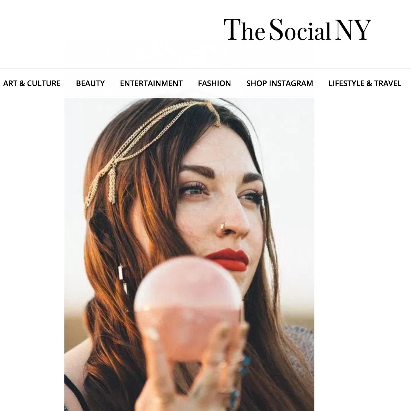 (( The Social NY ))  4/15/17