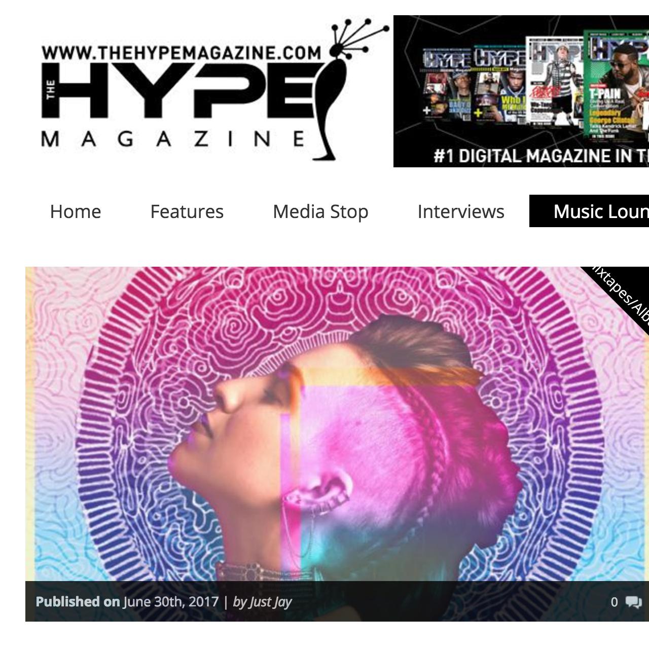 (( Hype Magazine ))  6/30/17