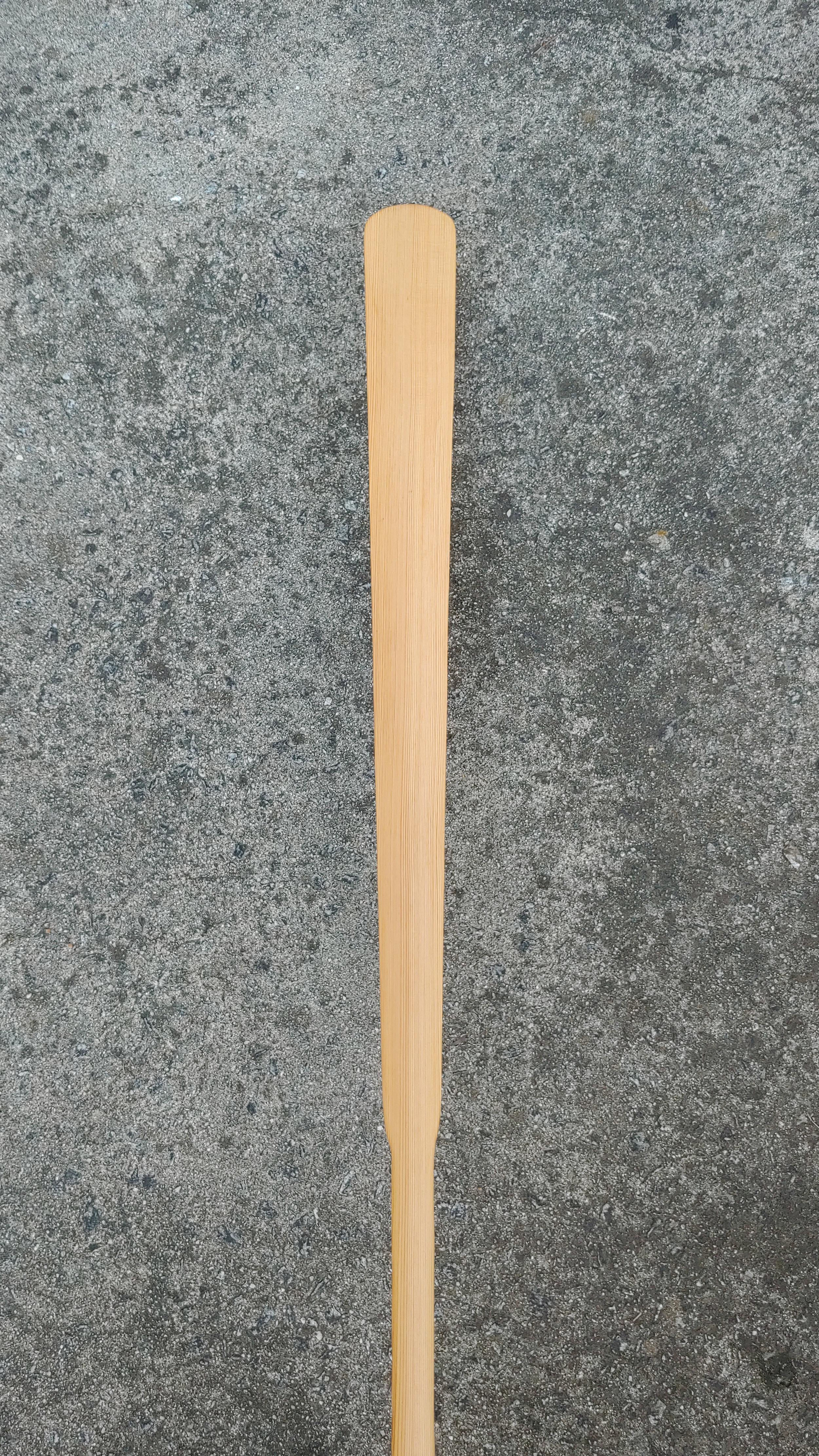 Custom Cedar Western Red Cedar Greenland Paddle