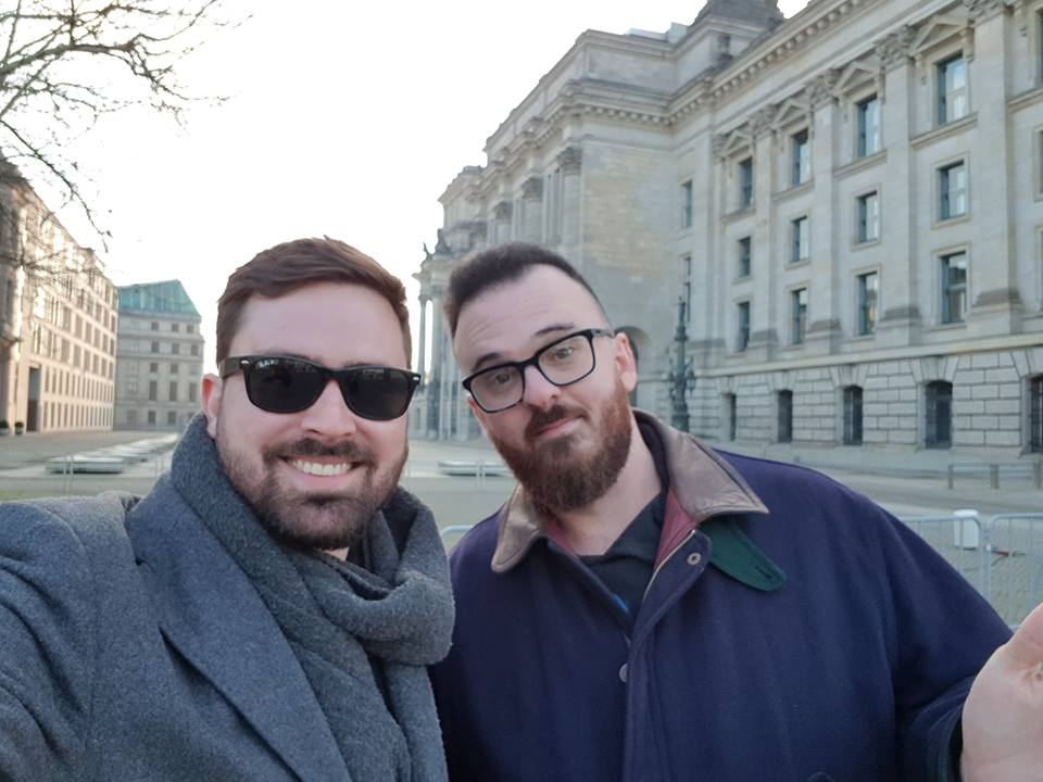 Caught up with an old friend who is living in Warsaw. 19.01.19