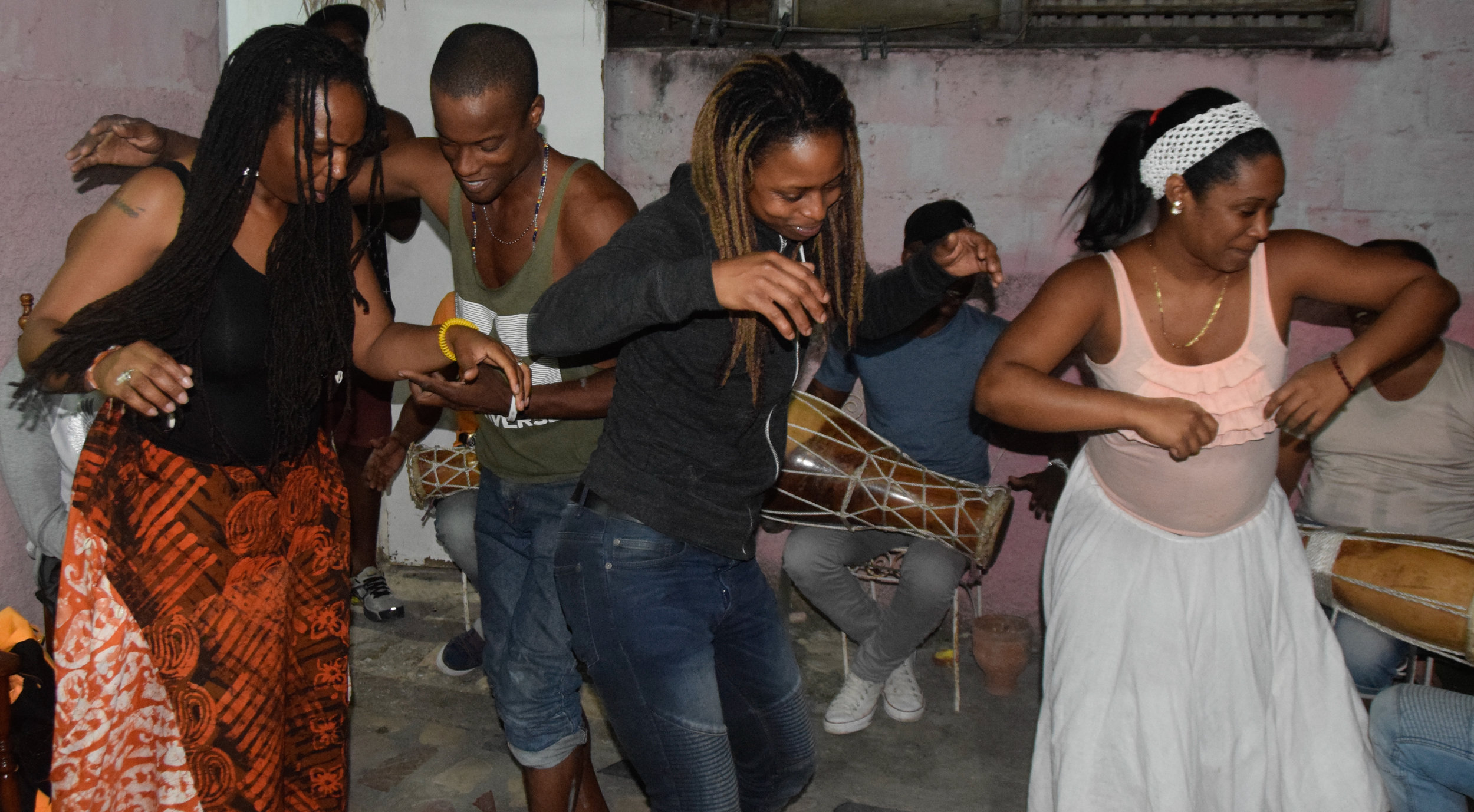 afro cuban dance