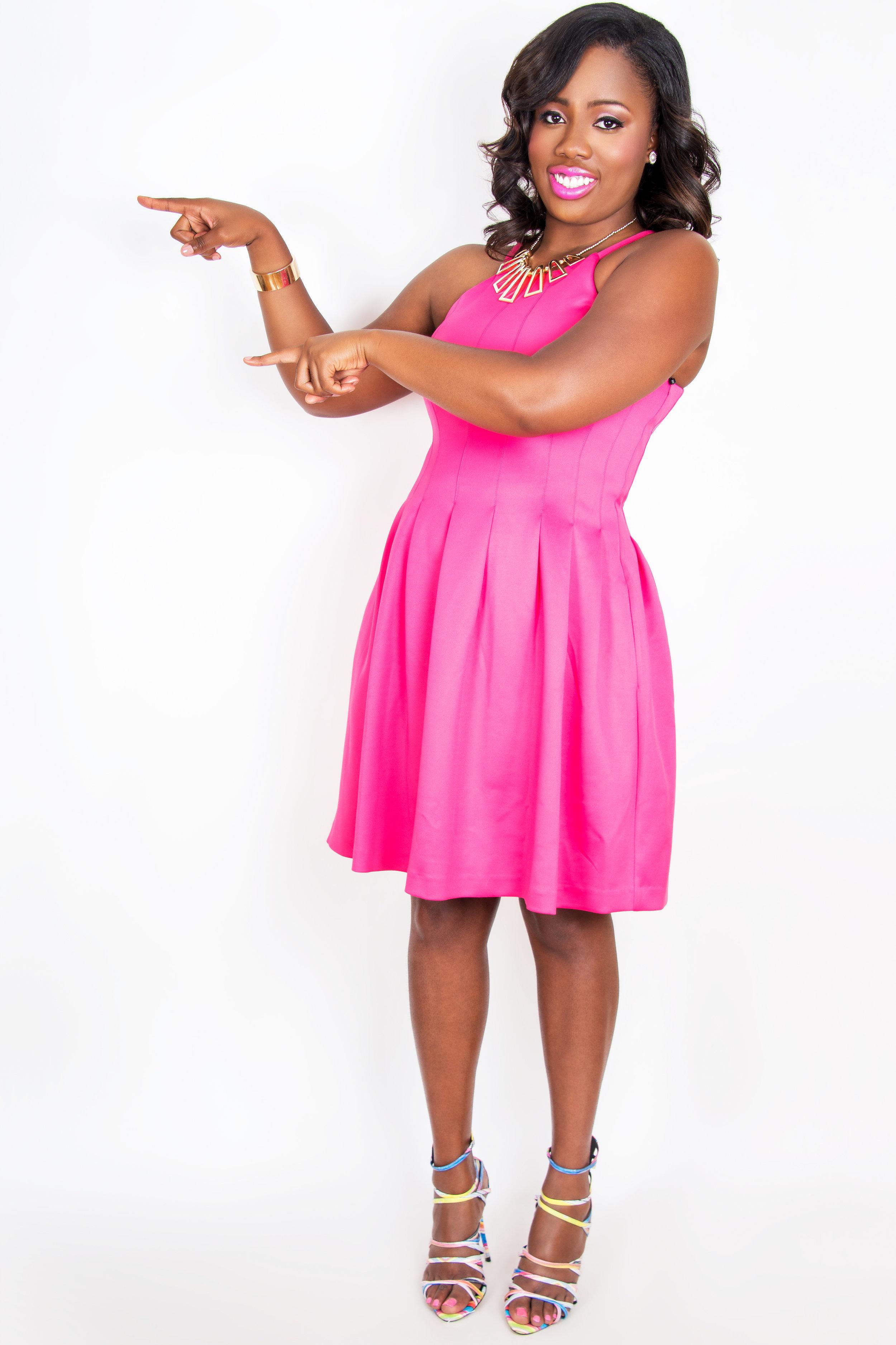 Shade Y. Adu Brand Girl