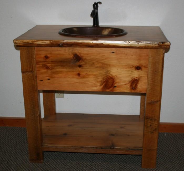 barn board vanity with log trim3.jpg