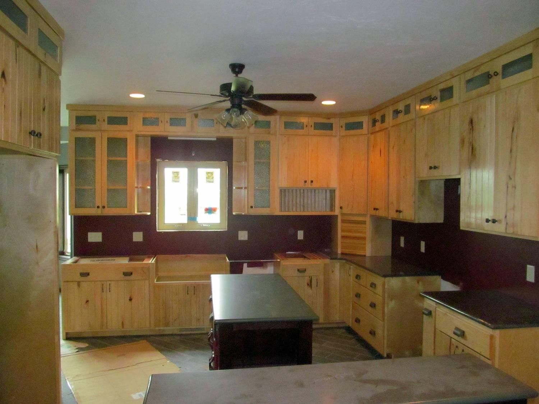 Rustic Kitchen Ideas — Barn Wood Furniture - Rustic Barnwood ...