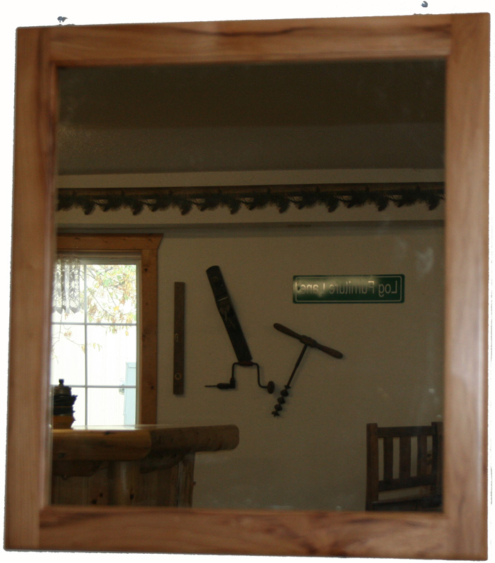 Mirrors Barn Wood Furniture Rustic Barnwood And Log