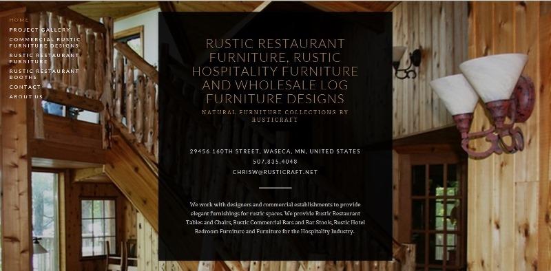 rustic-restaurant-furniture