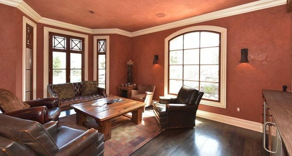 Barnwood Living Room